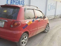 Xe Daewoo Matiz sản xuất năm 2004, màu đỏ, nhập khẩu nguyên chiếc còn mới, giá tốt