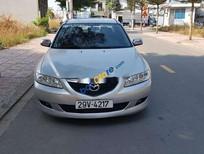 Bán Mazda 6 năm sản xuất 2005, màu bạc
