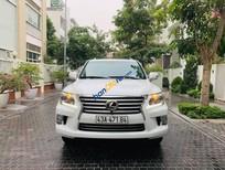 Cần bán lại xe Lexus LX năm 2009, màu trắng, nhập khẩu nguyên chiếc