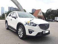 Cần bán gấp Mazda CX 5 sản xuất năm 2015, màu trắng, 665 triệu