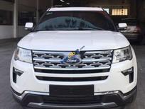 Cần bán lại xe Ford Explorer sản xuất 2019, màu trắng, nhập khẩu