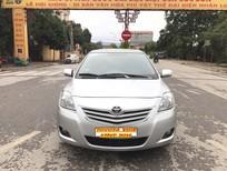 Cần bán xe Toyota Vios 1.5MT 2011, màu bạc