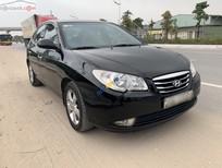 Bán xe Hyundai Elantra 1.6 AT sản xuất 2010, màu đen, nhập khẩu nguyên chiếc
