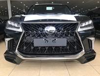 Giao ngay Lexus LX570 Super Sport 2020, màu đen, xe nhập Trung Đông