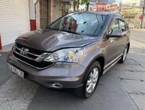 Bán Honda CR V sản xuất năm 2012, xe gia đình đi giữ gìn
