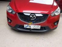 Bán ô tô Mazda CX 5 sản xuất năm 2013, màu đỏ còn mới