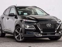 Bán xe Hyundai Kona 2020 đặc biệt, màu đen, giá ưu đãi
