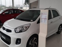 Bán ô tô Kia Morning MT đời 2020, màu trắng, 299tr