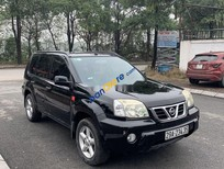 Cần bán Nissan X trail năm 2003, màu đen, nhập khẩu