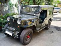 Cần bán lại xe cũ Jeep CJ sản xuất năm 1980, nhập khẩu