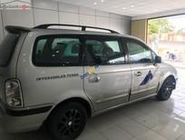 Bán xe cũ Hyundai Trajet AT đời 2008, màu bạc, nhập khẩu