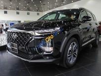 Cần bán Hyundai Santa Fe 2.4L tiêu chuẩn sản xuất năm 2020, màu đen