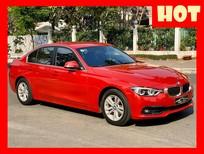 Bán xe BMW 320i màu đỏ/kem model 2016 cũ giá tốt - trả trước 400 triệu nhận xe ngay
