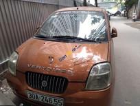 Cần bán gấp Kia Morning năm 2004, xe nhập ít sử dụng