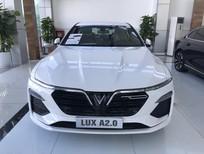 Mua xe trả góp lãi suất 0% trong 2 năm đầu tiên với chiếc VinFast LUX A2.0 tiêu chuẩn, sản xuất 2021