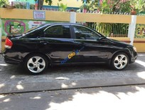 Cần bán Kia Cerato MT sản xuất năm 2008, màu đen, nhập khẩu nguyên chiếc