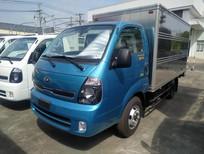 Bán xe tải Kia Thaco K250 2.4 tấn các loại thùng lửng, bạt, kín giá tốt, giao xe ngay