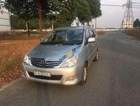 Cần bán gấp xe cũ Toyota Innova J sản xuất năm 2008, màu bạc, nhập khẩu