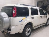 Cần bán Ford Everest MT sản xuất năm 2010, màu trắng, nhập khẩu nguyên chiếc số sàn