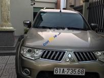 Bán Mitsubishi Pajero Sport năm sản xuất 2011, màu vàng, giá 485tr