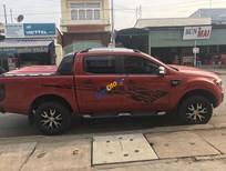 Cần bán lại xe Ford Ranger 2.2 năm 2013, màu đỏ, nhập khẩu