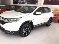 Bán xe Honda CR V 1.5E sản xuất năm 2019, màu trắng, nhập khẩu nguyên chiếc