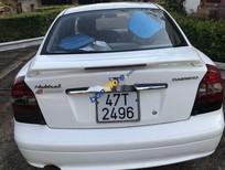 Cần bán xe Daewoo Nubira năm sản xuất 2002, màu trắng số sàn, giá chỉ 85 triệu