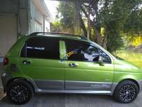 Bán Daewoo Matiz năm sản xuất 2005, màu xanh, số sàn