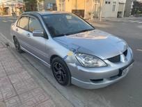 Cần bán xe Mitsubishi Lancer 2.0AT năm sản xuất 2005, màu bạc số tự động, giá chỉ 186 triệu