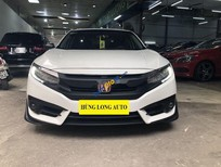 Cần bán Honda Civic sản xuất năm 2017, màu trắng, nhập khẩu Thái, giá chỉ 755 triệu