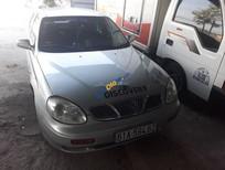 Cần bán Daewoo Leganza sản xuất năm 2000, màu bạc còn mới, giá tốt