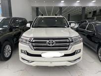 Bán Toyota Land Cruise 5.7, sản xuất 2016, đăng ký 2019, lăn bánh 3000 Km, xe siêu mới