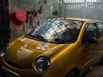 Cần bán xe cũ Chery QQ3 đời 2011, màu vàng
