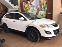 Cần bán xe Mazda CX 9 năm 2012, màu trắng, xe nhập xe gia đình