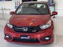 Cần bán Honda Brio năm 2020, màu đỏ, nhập khẩu