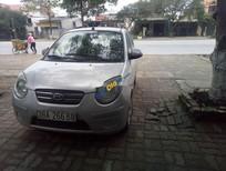 Bán Kia Morning năm sản xuất 2012, màu bạc, xe nhập