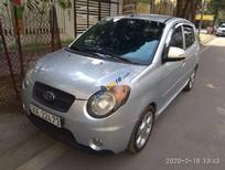 Xe Kia Morning năm sản xuất 2008, màu bạc, xe nhập chính chủ