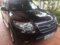 Bán Hyundai Santa Fe đời 2008, xe nhập