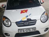 Cần bán lại xe Kia Morning năm 2008, màu trắng số sàn, 139tr