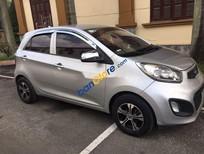 Bán xe Kia Morning năm sản xuất 2012, màu bạc, nhập khẩu nguyên chiếc