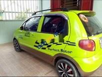 Cần bán Daewoo Matiz năm sản xuất 2005, màu xanh lục