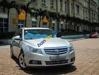 Bán Daewoo Lacetti sản xuất năm 2010, màu bạc, xe nhập