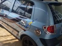 Bán xe Hyundai Getz năm 2007, màu xanh lam, nhập khẩu, giá tốt