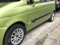 Bán xe Daewoo Matiz sản xuất 2005, màu xanh lục, giá 63tr