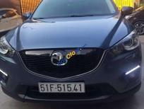 Cần bán lại xe Mazda CX 5 năm 2015, màu xanh lam