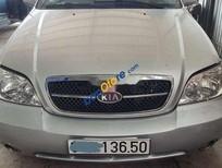 Bán xe Kia Carnival sản xuất năm 2005, xe nhập