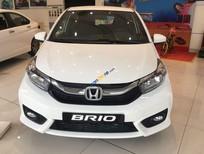 Cần bán xe Honda Brio sản xuất 2020, màu trắng, nhập khẩu, giá tốt