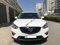 Bán xe Mazda CX 5 AT sản xuất 2015, màu trắng giá cạnh tranh