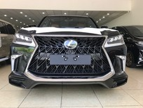 Giao ngay Lexus LX570 MBS Super Sport S 2021, phiên bản 4 ghế vip, mới nhấ, t có đỡ chân kiểu mới
