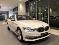 BMW 5 Series 530i chìa khóa màn hình đẳng cấp, màu trắng, xe nhập Đức nguyên chiếc, mới 100%